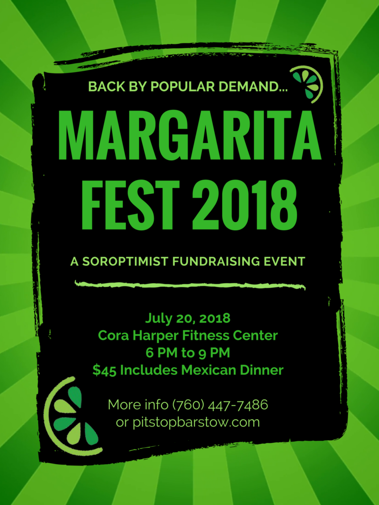 margarita fest 2018 pit stop bar grill. Black Bedroom Furniture Sets. Home Design Ideas